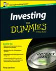 Investing for Dummies - UK - Book
