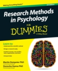 Research Methods in Psychology For Dummies - Book