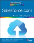 Teach Yourself VISUALLY Salesforce.com - Book
