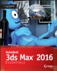 Autodesk 3ds Max 2016 Essentials - Book