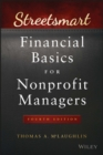 Streetsmart Financial Basics for Nonprofit Managers - eBook