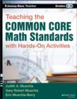 Teaching the Common Core Math Standards with Hands-On Activities, Grades 9-12 - eBook
