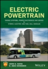 Electric Powertrain : Energy Systems, Power Electronics and Drives for Hybrid, Electric and Fuel Cell Vehicles - Book