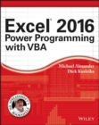 Excel 2016 Power Programming with VBA - eBook