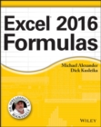 Excel 2016 Formulas - eBook