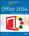 Teach Yourself VISUALLY Office 2016 - eBook