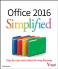 Office 2016 Simplified - eBook