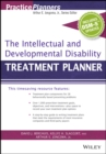 The Intellectual and Developmental Disability Treatment Planner, with DSM 5 Updates - eBook