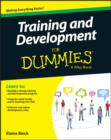 Training and Development For Dummies - eBook