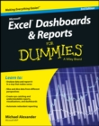 Excel Dashboards and Reports for Dummies - Book