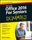 Office 2016 For Seniors For Dummies - eBook