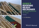 Goss's Roofing Ready Reckoner : From Timberwork to Tiles - Book