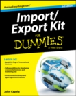 Import / Export Kit For Dummies - eBook