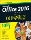 Office 2016 All-In-One For Dummies - eBook