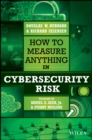How to Measure Anything in Cybersecurity Risk - Book