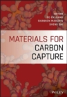 Materials for Carbon Capture - Book