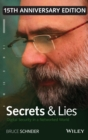 Secrets and Lies : Digital Security in a Networked World - Book