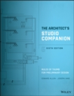 The Architect's Studio Companion : Rules of Thumb for Preliminary Design - eBook
