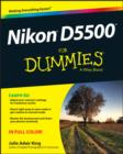 Nikon D5500 For Dummies - eBook