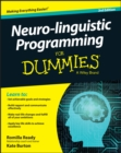 Neuro-linguistic Programming For Dummies - Book