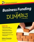 Business Funding For Dummies - Book