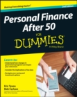 Personal Finance After 50 For Dummies - eBook