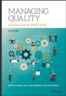 Managing Quality : An Essential Guide and Resource Gateway - Book