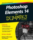 Photoshop Elements 14 For Dummies - Book