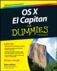 OS X El Capitan For Dummies - eBook
