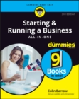 Starting and Running a Business All-in-One For Dummies - Book