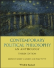 Contemporary Political Philosophy: An Anthology - eBook