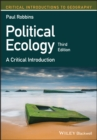 Political Ecology : A Critical Introduction - Book