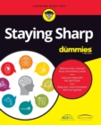 Staying Sharp For Dummies - Book