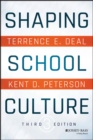 Shaping School Culture - Book