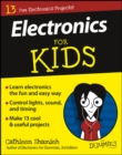 Electronics For Kids For Dummies - Book
