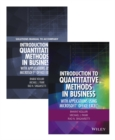 Introduction to Quantitative Methods in Business : With Applications Using Microsoft Office Excel Set - Book