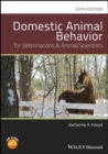 Domestic Animal Behavior for Veterinarians and Animal Scientists - Book