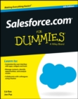 Salesforce.com For Dummies - Book