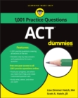 1,001 ACT Practice Problems For Dummies - eBook