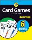 Card Games All-In-One For Dummies - eBook