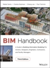 BIM Handbook : A Guide to Building Information Modeling for Owners, Designers, Engineers, Contractors, and Facility Managers - Book