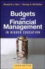 Budgets and Financial Management in Higher Education - Book
