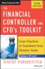 The Financial Controller and CFO's Toolkit : Lean Practices to Transform Your Finance Team - eBook