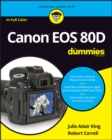 Canon EOS 80D For Dummies - Book