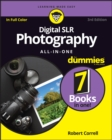 Digital SLR Photography All-in-One For Dummies - Book