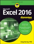 Excel 2016 For Dummies - Book