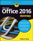 Office 2016 For Dummies - Book