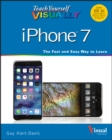 Teach Yourself VISUALLY iPhone 7 : Covers iOS 10 and all models of iPhone 6s, iPhone 7, and iPhone SE - eBook