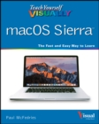 Teach Yourself VISUALLY macOS Sierra - Book