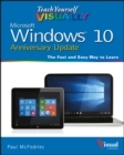 Teach Yourself VISUALLY Windows 10 Anniversary Update - Book
